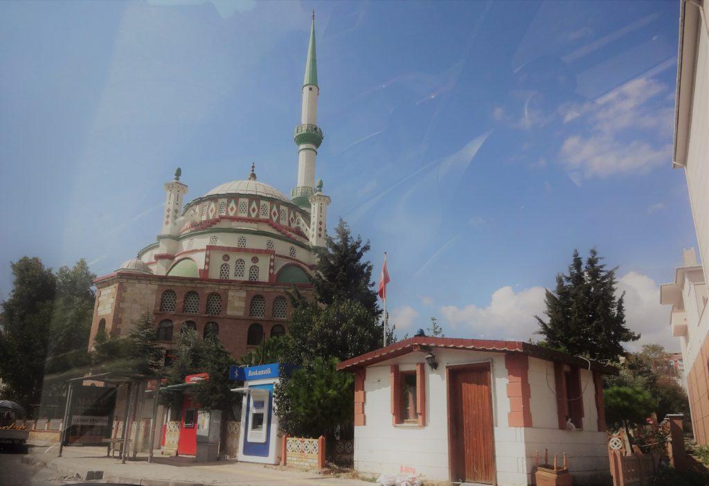 テキルダーのモスク