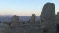 ネムルト山(巨大な石像)