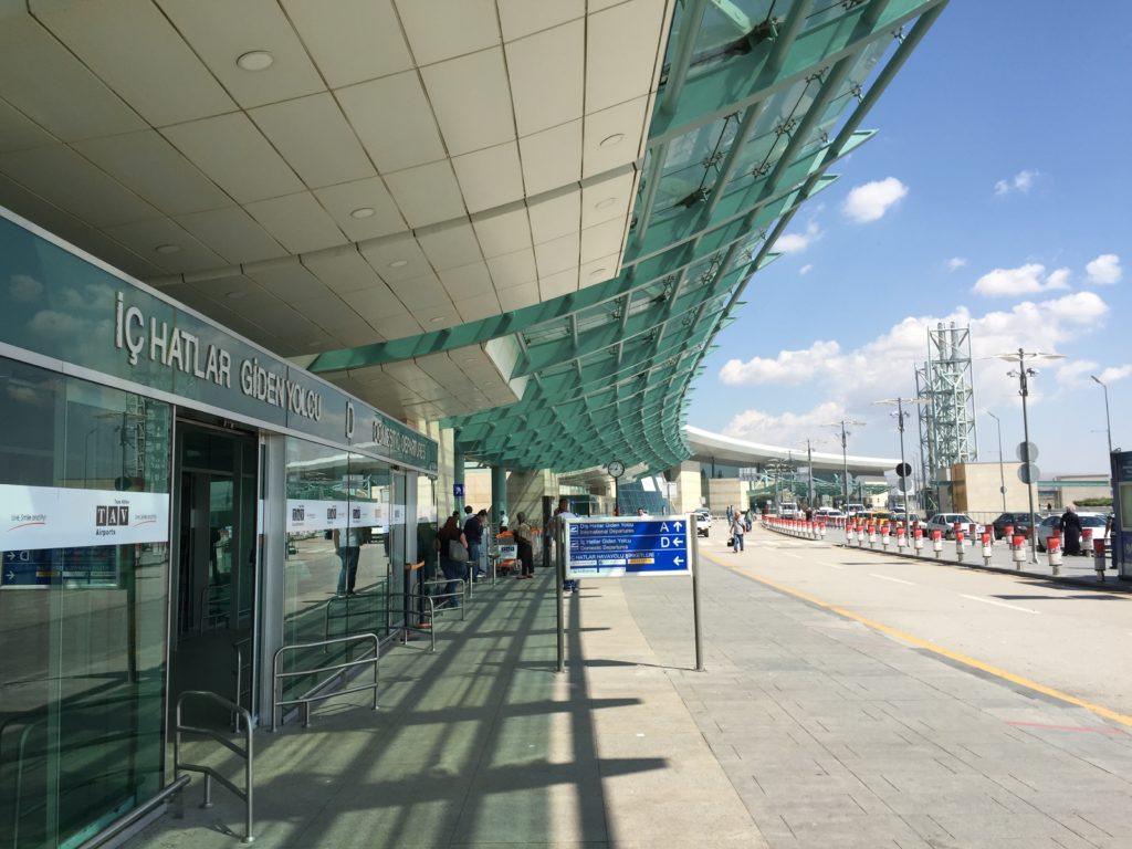 アンカラ空港