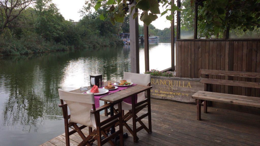 Tranquilla Nehir Evi