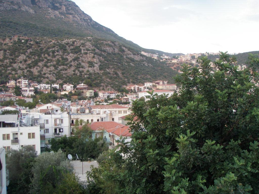 カシュKaşの街