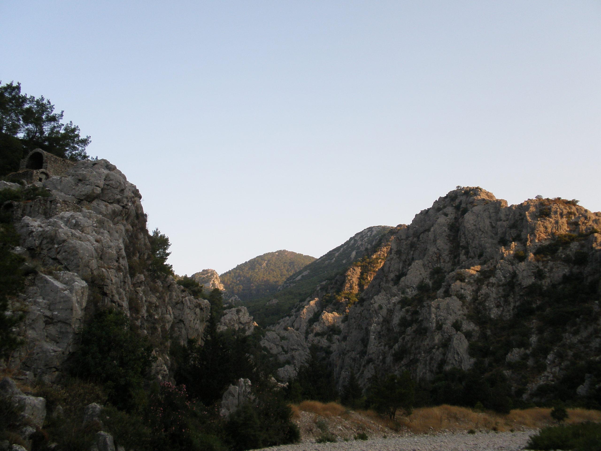 olimpos オリンポスの山