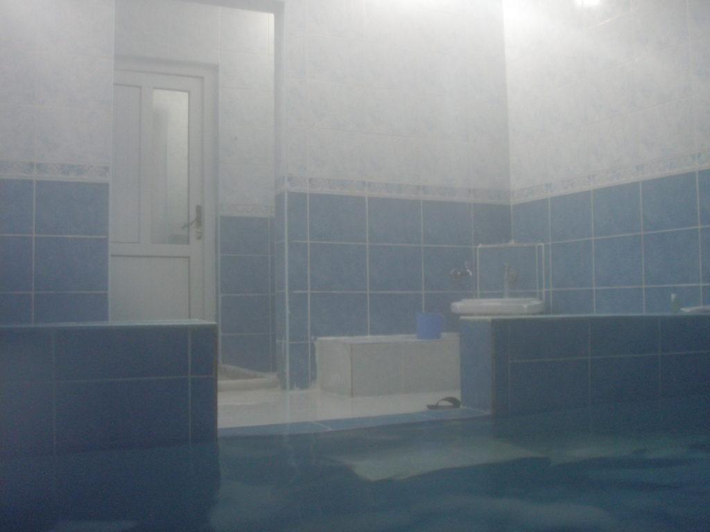 キュタフヤの貸切温泉